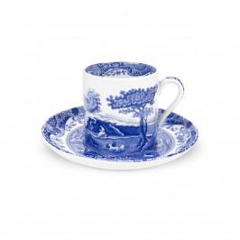 Blue Italian Kaffee-Tasse 9cl