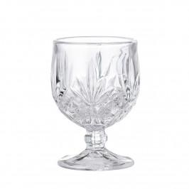 Bloomingville Dessertweinglas Glas klar