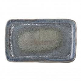 Aura Servierteller 18,5 x 30,5cm Blau