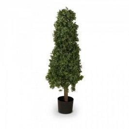Buchsbaum Kunstpflanze BENJAMIN 90 aus Kunststoff, Kunstbaum, Buxbaum, Höhe: 90 cm