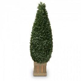 Buchsbaum Kunstpflanze ROBIN 120 aus Kunststoff, Kunstbaum, Buxbaum, Höhe: 120 cm