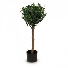 Olivenbaum Kunstpflanze MARIUS 90 aus Kunststoff, Kunstbaum, Höhe: 90 cm