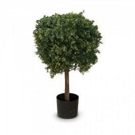 Buchsbaum Kunstpflanze LEON 80, Kunstbaum, Buxbaum, 80 cm