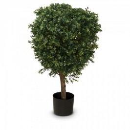 Buchsbaum Kunstpflanze LEON 90, Kunstbaum, Buxbaum, 90 cm