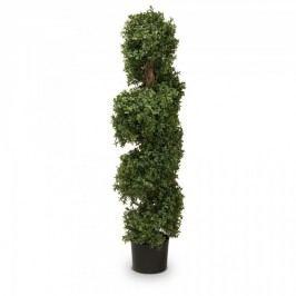 Buchsbaum Kunstpflanze LUKAS 120 aus Kunststoff, Kunstbaum, 120 cm hoch