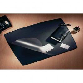 Durable Schreibunterlage ARTWORK, Kunststoff, mit Vollsichtauflage, 68 x 53 cm, schwarz