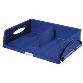 Leitz Briefkorb Sorty Jumbo, Polystyrol, A3 quer, 490 x 385 x 125 mm, blau