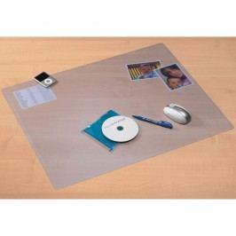Staples Schreibunterlage, Kunststoff, 63 x 50 cm, farblos, transparent