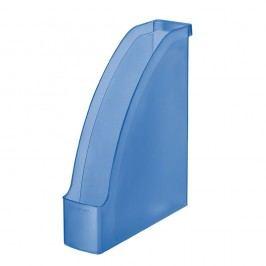 Leitz Stehsammler Plus, PS, A4, Füllbreite: 70 mm, blau, gefrostet