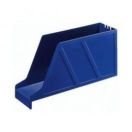 Leitz Stehsammler Standard, Kunststoff, mit Greifausschnitt, A4 quer, 97 x 336 x 156 mm, blau