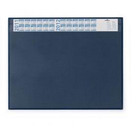 Durable Schreibunterlage, PVC, mit auswechselbarer Vollsichtauflage, 65 x 52 cm, blau