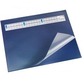 Läufer Schreibunterlage Durella DS, mit Vollsichtauflage, 65 x 52 cm, blau