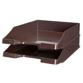 Han Briefkorb, PS, C4, 255 x 348 x 65 mm, braun
