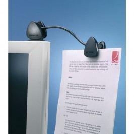 Kensington Konzepthalter Flex Clip, Universalbefestigung, A4, schwarz