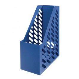 Han Klassik XXL, Stehsammler, SK-Rückenschild, mit Griffloch, C4, 115 x 248 x 320 mm, blau