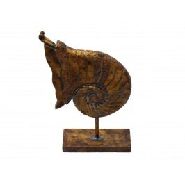 Deco-Nautiliusständer ca. B 30 x 41 x 11 cm