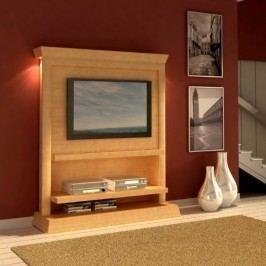 Flachbild-TV-Wandbord Quadro, Pinie lipizano