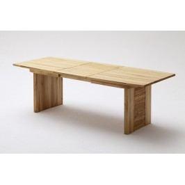 Wangentisch Esstisch Tisch Atlanta 140160180200220 x 90 cm Wildeiche geölt, 220 x 90 cm