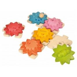 PLAN TOYS PlanToys Getriebepuzzle 4005634