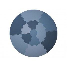 SEBRA® Spielmatte Wolkenblau Ø122cm 4003104