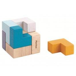 PLAN TOYS PlanToys 3D Puzzlewürfel 4004134