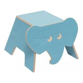 JULICA Zookids Design Kinderhocker Elefant Ele 100502