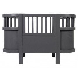 SEBRA® Puppenbett Grau 50x30cm 3007302