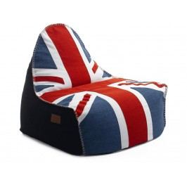 LAZY LIFE PARIS Bel Air Sitzkissen UK Flag 323-BB-CAL