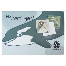 SEBRA® Memory in der Box Dino/Arctic Animals 3015307