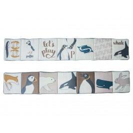 SEBRA® Stoffbuch Arctic Animals 3001208