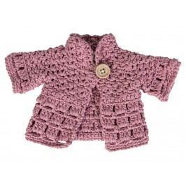 SEBRA® Puppenjacke Pink für 40cm Puppen 3450