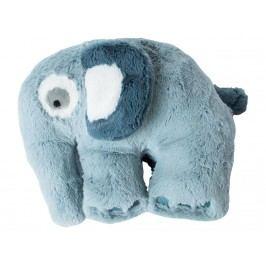 SEBRA® Plüschtier Elefant Wolkenblau 22cm 3001106