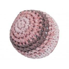 SEBRA® Häkelball Mitternacht Pflaume Ø 10cm 3010204