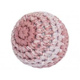 SEBRA® Häkelball Mitternacht Pflaume Ø 8cm 3010203