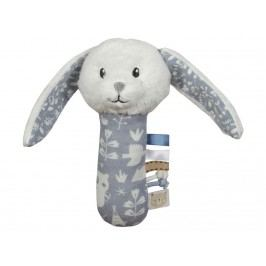 LITTLE DUTCH Adventure Greifling mit Rassel Hase Blue 4618