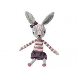 SEBRA® Häkel-Tier Kaninchen Roberta Höhe 38cm 3001203