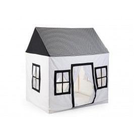 CHILDHOME Spielhaus aus Baumwolle 125 x 95 x 145 cm CHBH