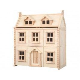 PLAN TOYS PlanToys Viktorianisches Puppenhaus Höhe 64cm 4007124