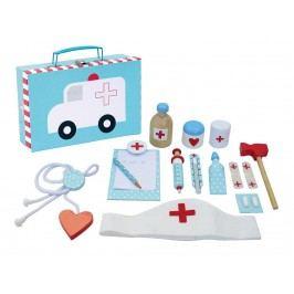 JABADABADO Spielkoffer Arzt A3037