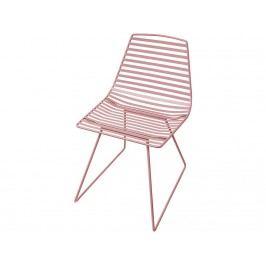 SEBRA® Me-Sit Metallstuhl Altrosa Sitzhöhe 48cm 2007201