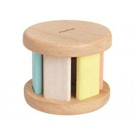 PLAN TOYS PlanToys Krabbelspielzeug Walze Pastell 4005255