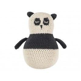 SEBRA® Häkel-Stehaufmännchen Panda Panny 3012301
