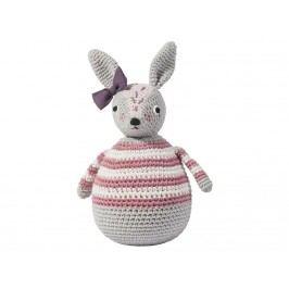 SEBRA® Häkel-Stehaufmännchen Kaninchen Roberta 3012201