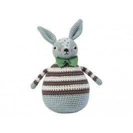 SEBRA® Häkel-Stehaufmännchen Kaninchen Robert 3012101