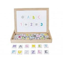JABADABADO JaBa Puzzle Magnet ABC T210