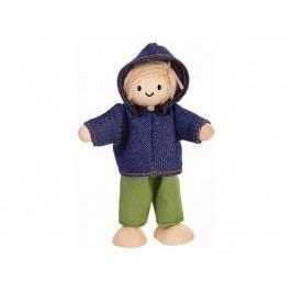 PLAN TOYS PlanToys Puppe Junge Höhe 2cm 4007404