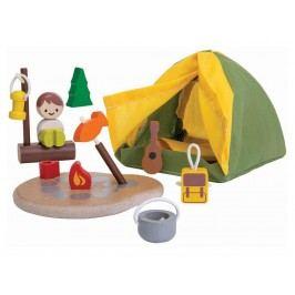 PLAN TOYS PlanToys Spielhaus Camping Set 4006624