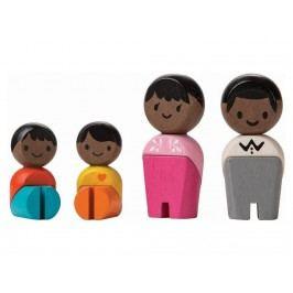 PLAN TOYS PlanToys Spielfiguren Familie Afrika 4006266