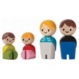 PLAN TOYS PlanToys Spielfiguren Famile Europa 4006264