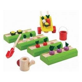 PLAN TOYS PlanToys Puppenhaus Garten 4009844